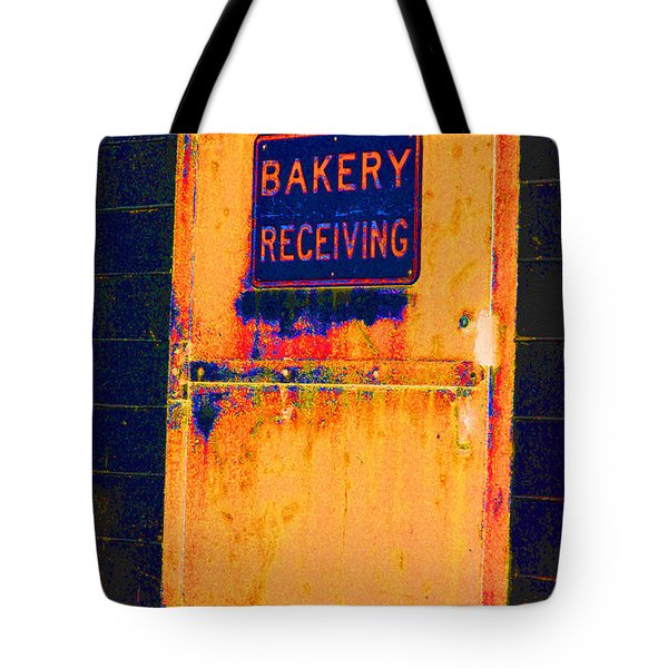 Yesterday's Bread Tote Bag