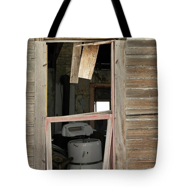 Yesterdays Laundry Tote Bag by Jeff Swan