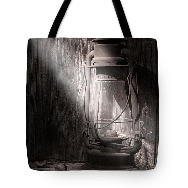 Yesterday's Light Tote Bag by Tom Mc Nemar