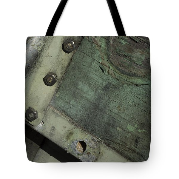 Tote Bag featuring the photograph Yesterday's Seafoam by Rebecca Sherman