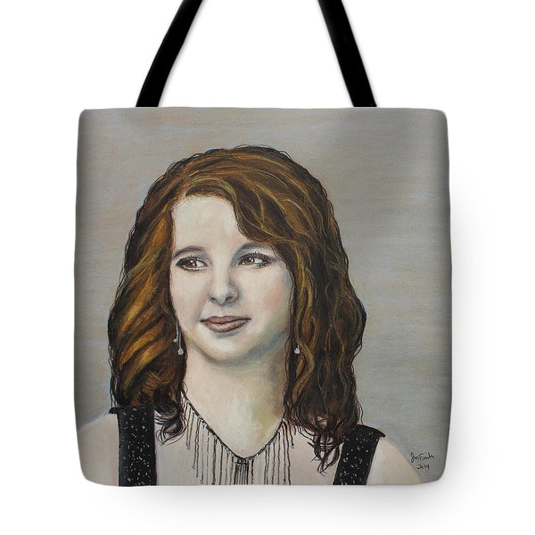 Yesteryear Tote Bag by Jeanne Fischer