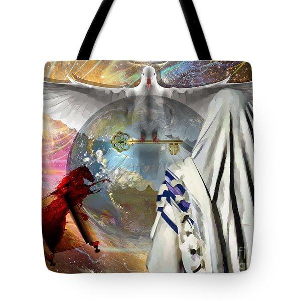 Yhwh Tote Bag