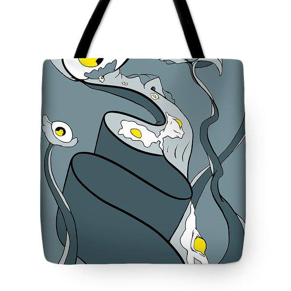 Yoked Tote Bag