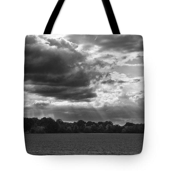 Yonder Breaks Tote Bag by Christi Kraft