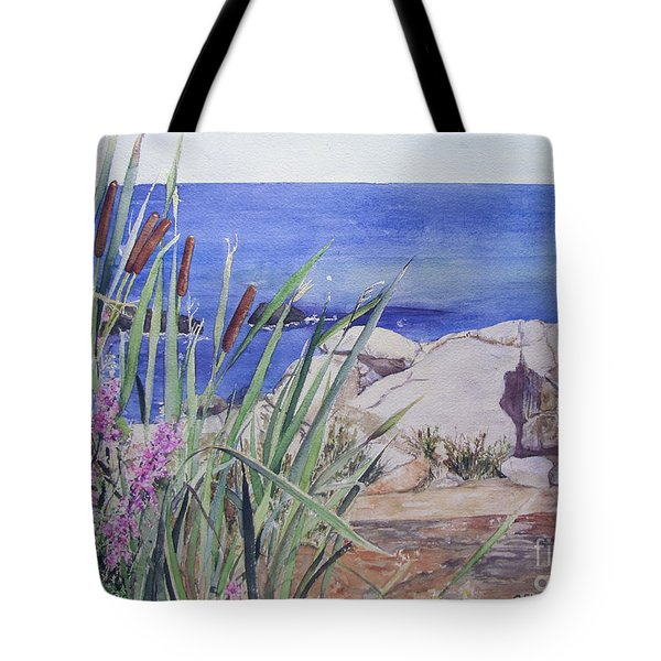 York Maine Tote Bag