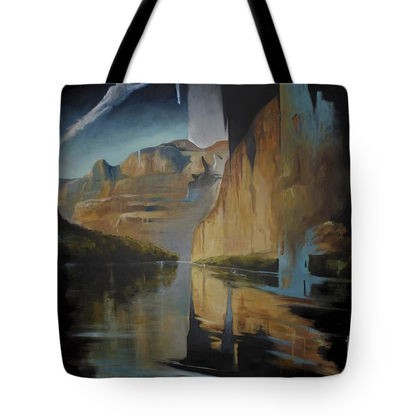 Yosemite Tote Bag by Lin Petershagen
