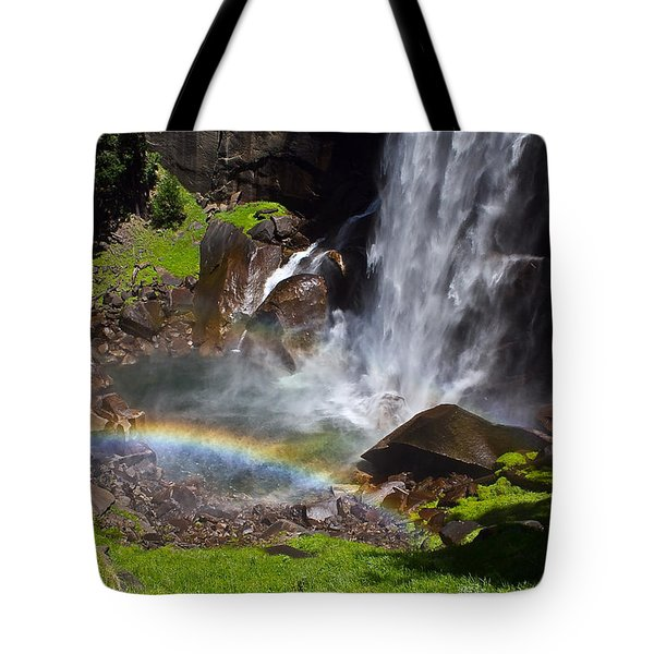 Tote Bag featuring the photograph Yosemite National Park by Brian Williamson
