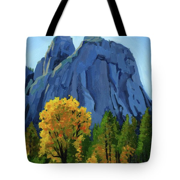 Yosemite Oaks Tote Bag
