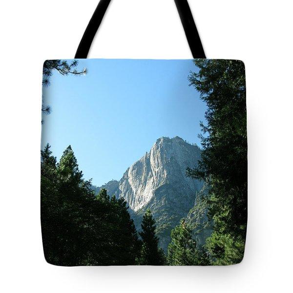 Yosemite Park Tote Bag