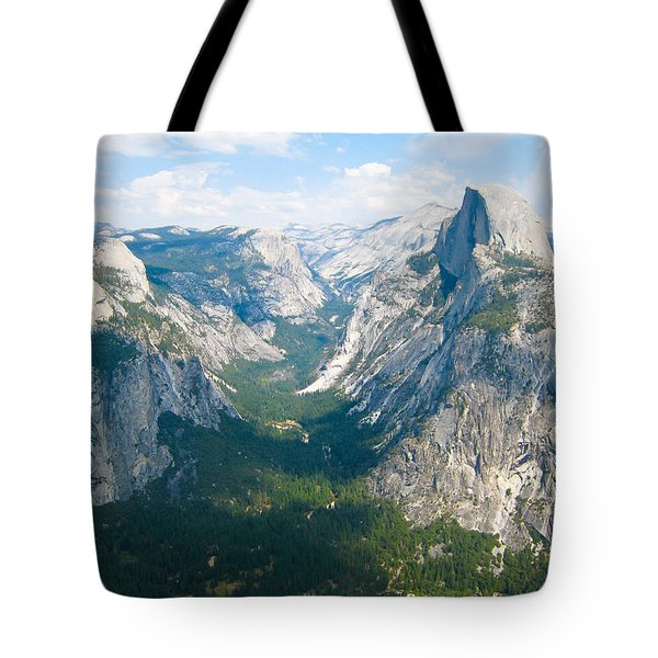 Yosemite Summers Tote Bag by Heidi Smith