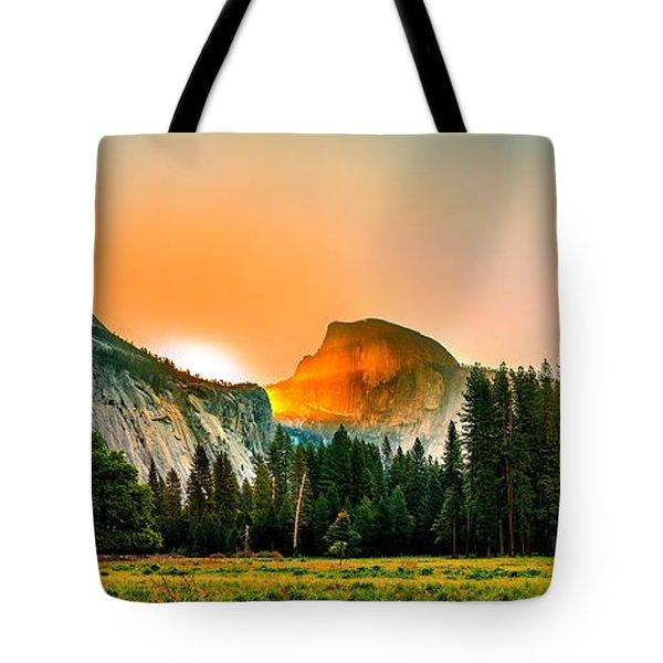 Sunrise Surprise Tote Bag