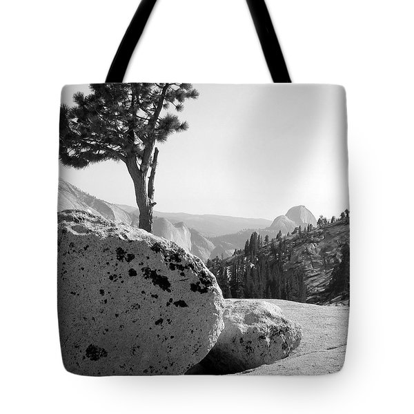 Tote Bag featuring the photograph Yosemite's Olmsted Point by Kevin Desrosiers