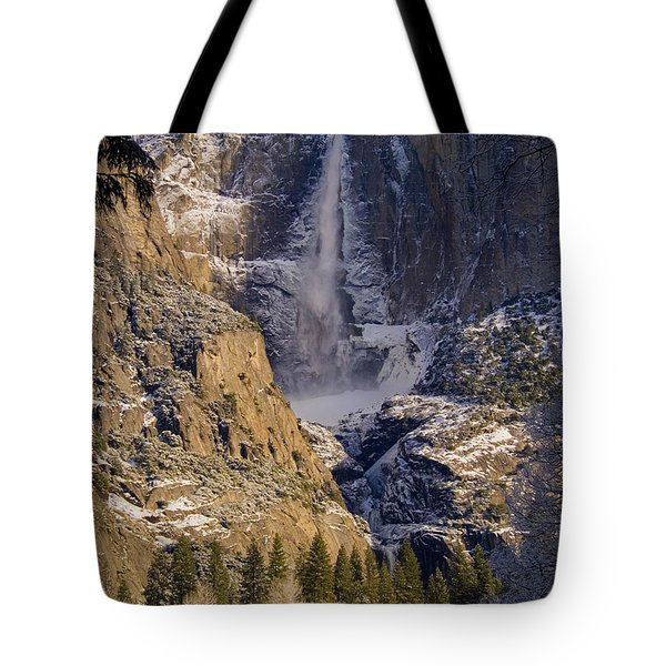 Yosemite's Splendor Tote Bag