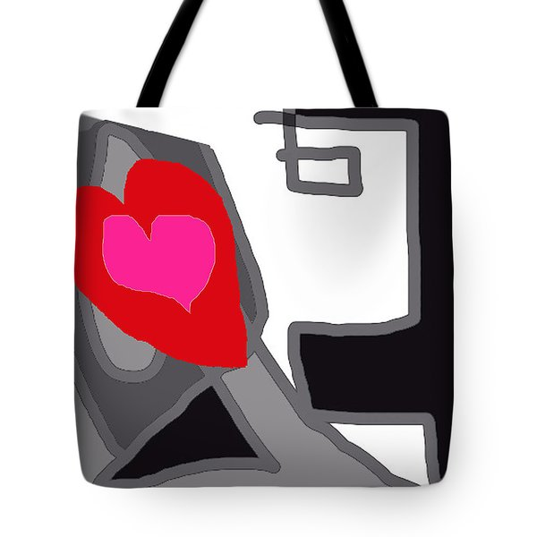 You Are My Forever Valentine Tote Bag