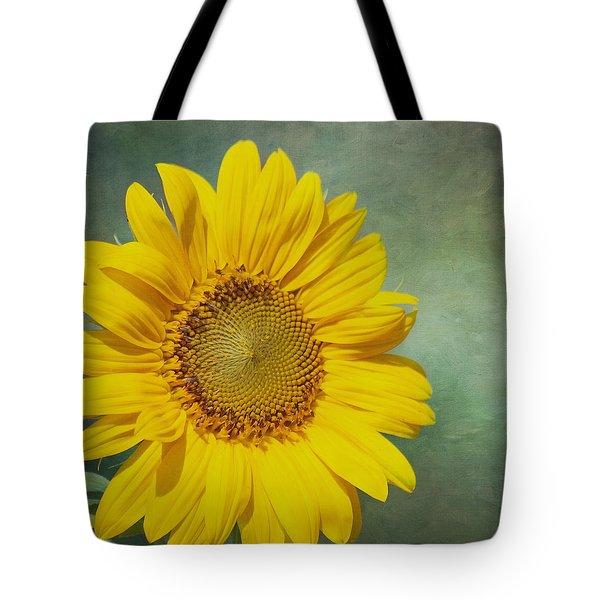 You Are My Sunshine Tote Bag by Kim Hojnacki