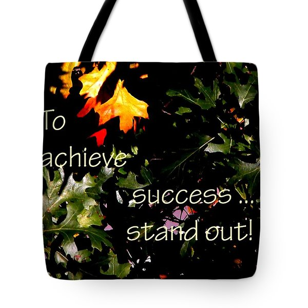 You Are Outstanding 21079 Tote Bag