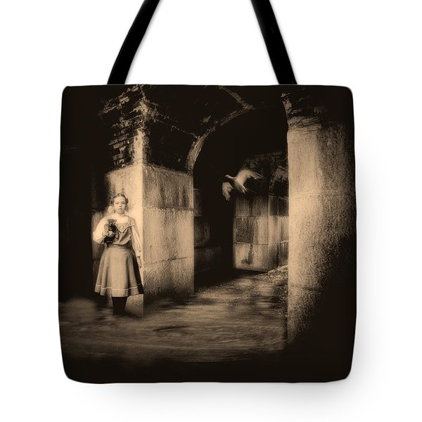 You Ask The Question Maybe I Will Give The Answer Tote Bag by Bob Orsillo