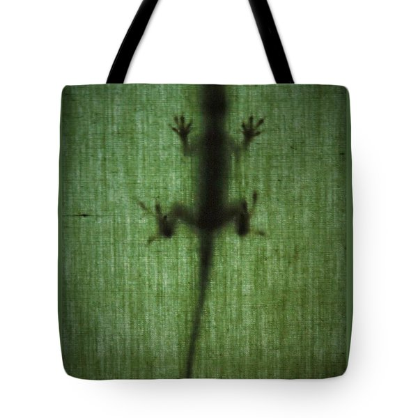 You Cannot See Me Tote Bag by John Glass