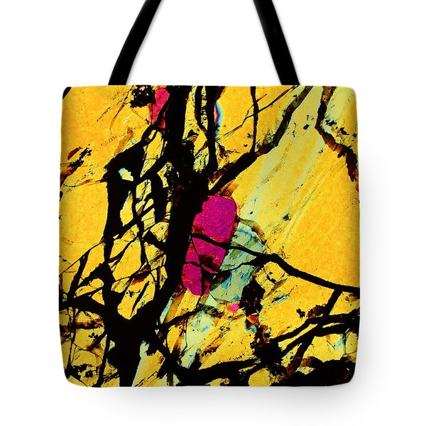 You Can Take The Red Pill Or The Green Pill Tote Bag