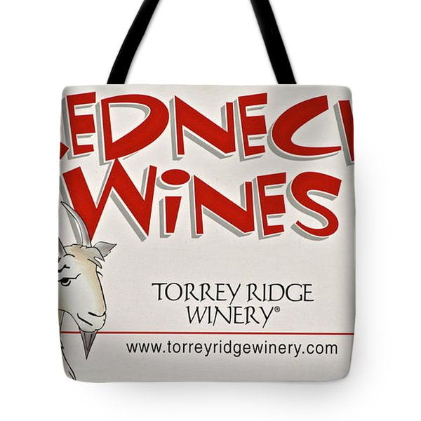 You Might Be A Redneck Tote Bag by Frozen in Time Fine Art Photography