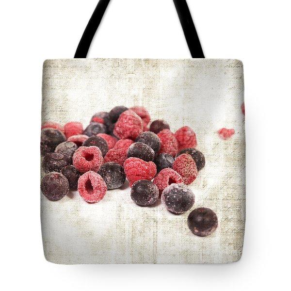You Must Eat Fruit Tote Bag
