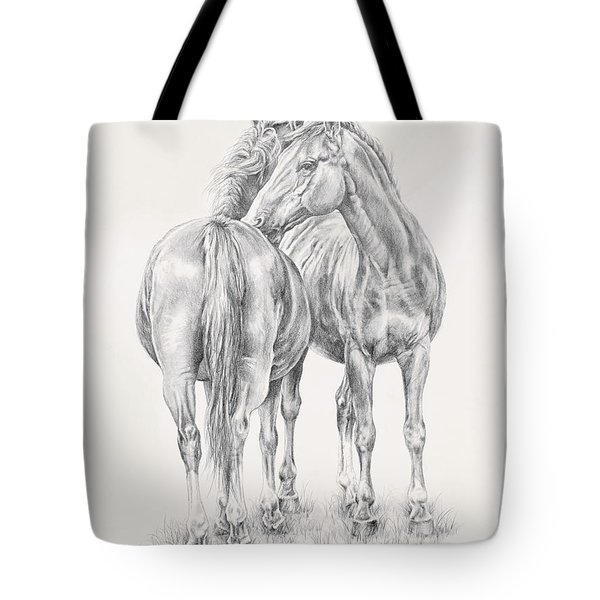 You Scratch My Back I'll Scratch Yours Tote Bag
