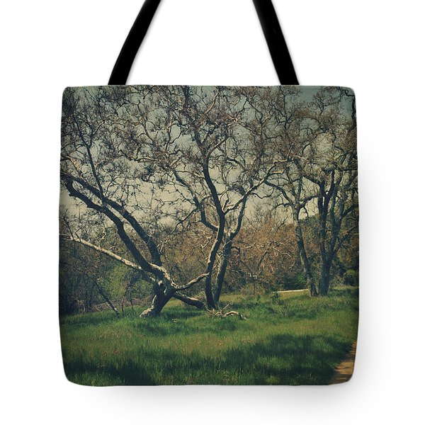 You Smiled And I Knew Tote Bag by Laurie Search