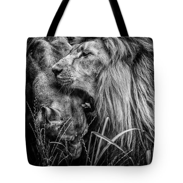 You Will Be Queen Tote Bag by Traven Milovich