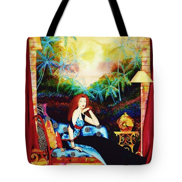 Young Debutante Tote Bag