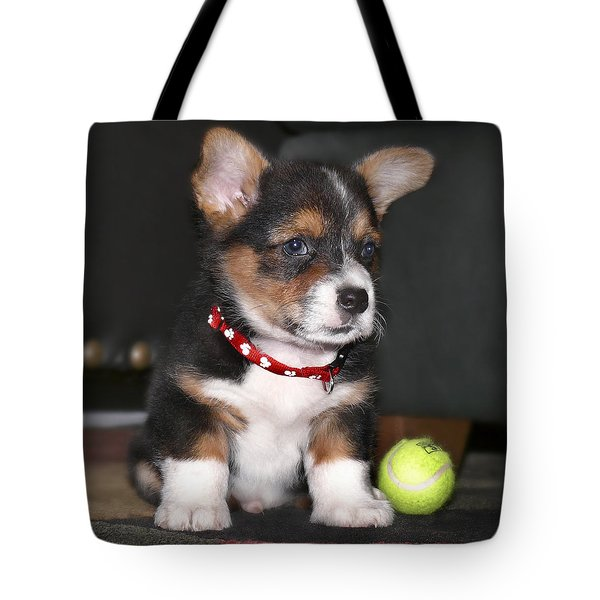 Young Otis Ray Tote Bag by Mike McGlothlen
