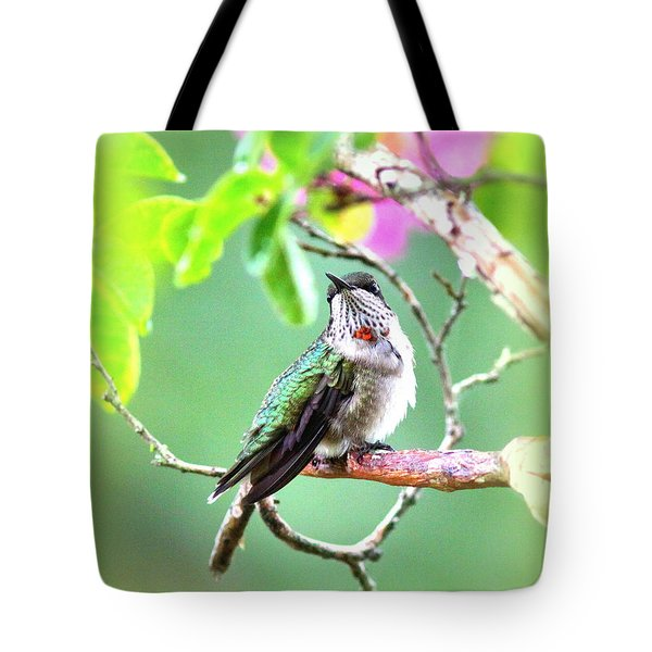Young Ruby - 6761- 8x10 Tote Bag by Travis Truelove