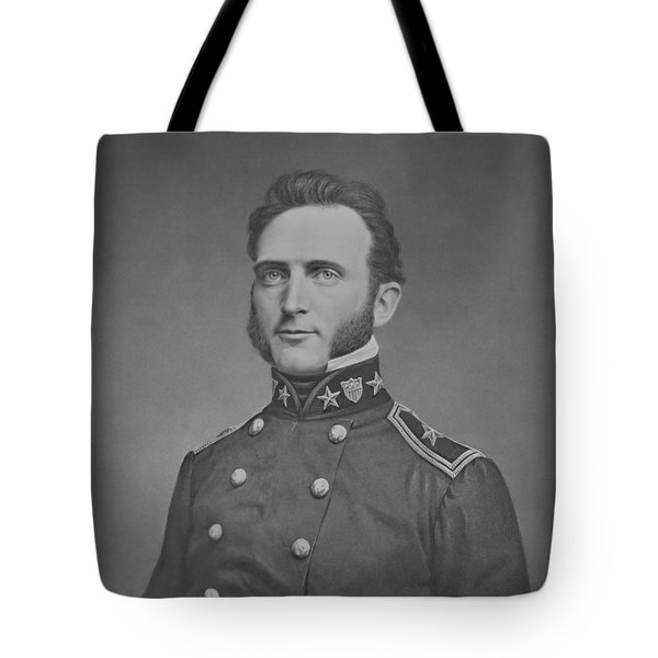Young Stonewall Jackson  Tote Bag by War Is Hell Store