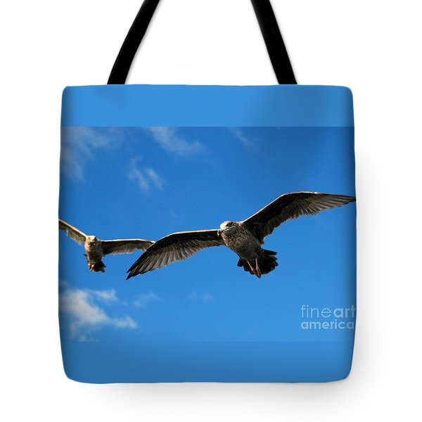 Young Wings Tote Bag