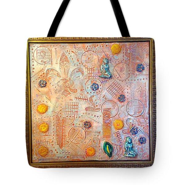 Your Decepting Confusing Lies By Alfredo Garcia Art Tote Bag