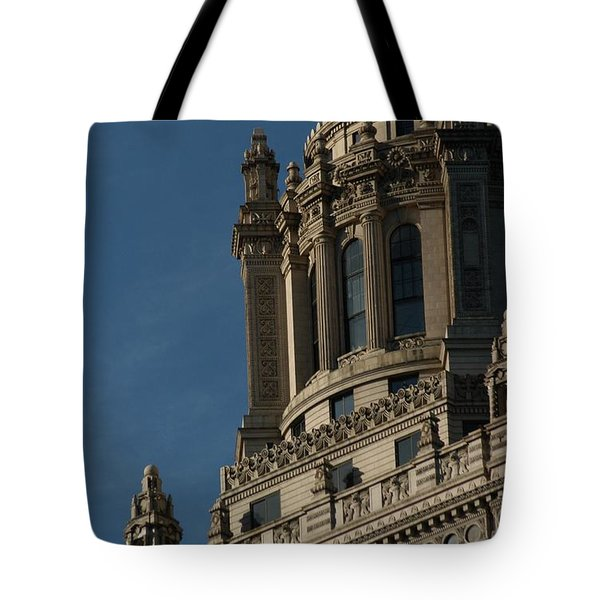 Your Guess Tote Bag by Joseph Yarbrough