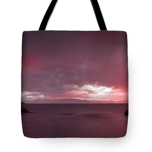 Tote Bag featuring the photograph Your Innocent Smile Used To Drive Me Wild by Peter Thoeny