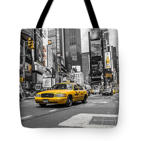Your Ride - Ck  Tote Bag by Hannes Cmarits