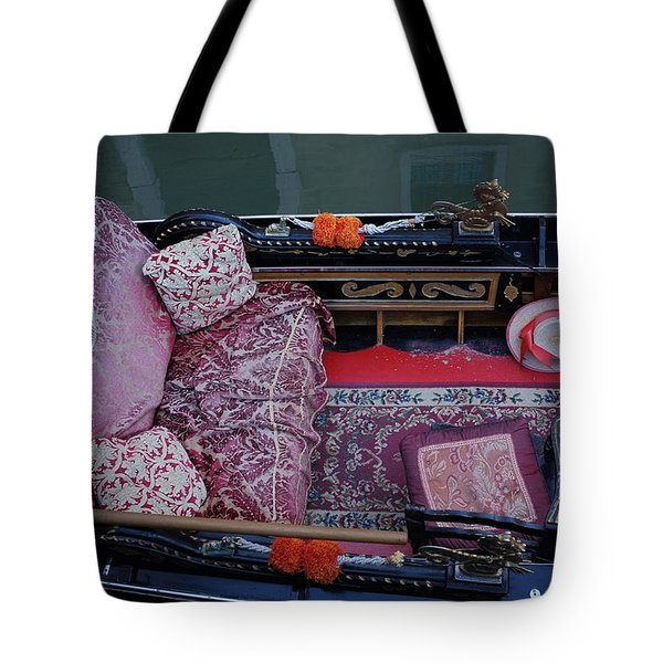 Your Ride Awaits Tote Bag