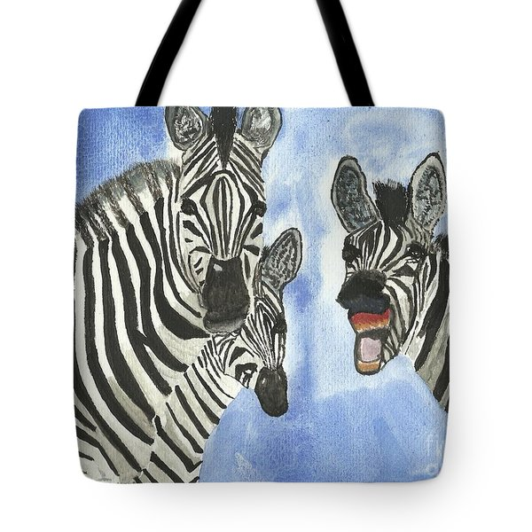 Your So Funny Tote Bag by Tracey Williams