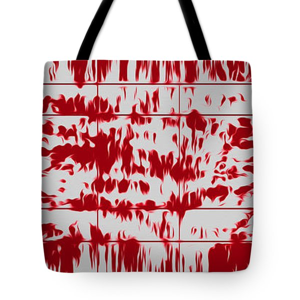 Your Thoughts Are Feeding His Soul  Tote Bag