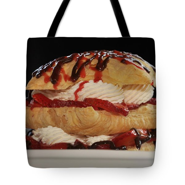 Yum Tote Bag by Debby Pueschel