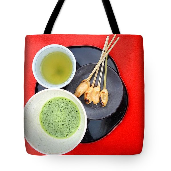 Yum Tote Bag by Julia Ivanovna Willhite