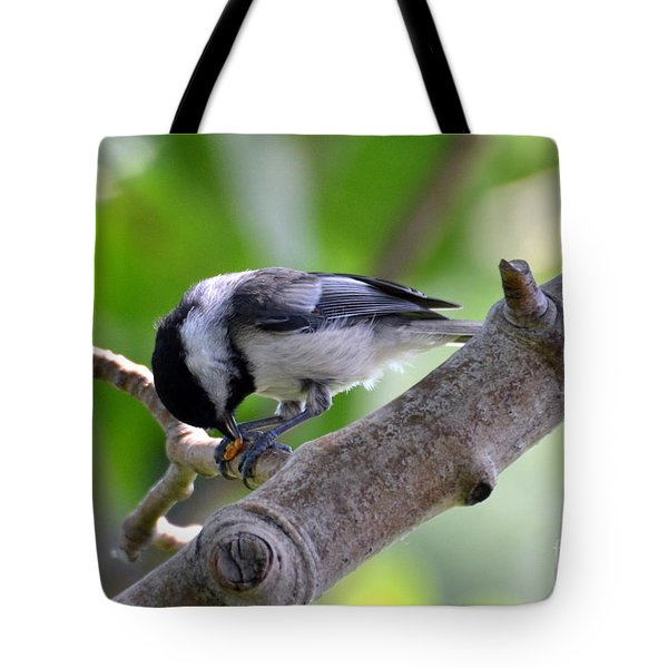 Tote Bag featuring the photograph Yumyum by Dorrene BrownButterfield