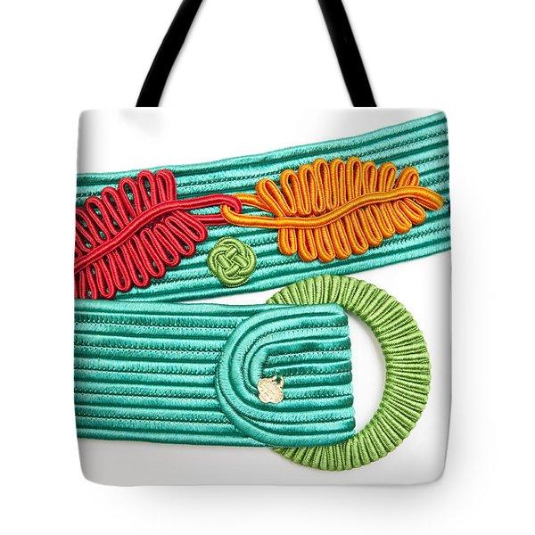 Yves Saint Laurent Belt Tote Bag