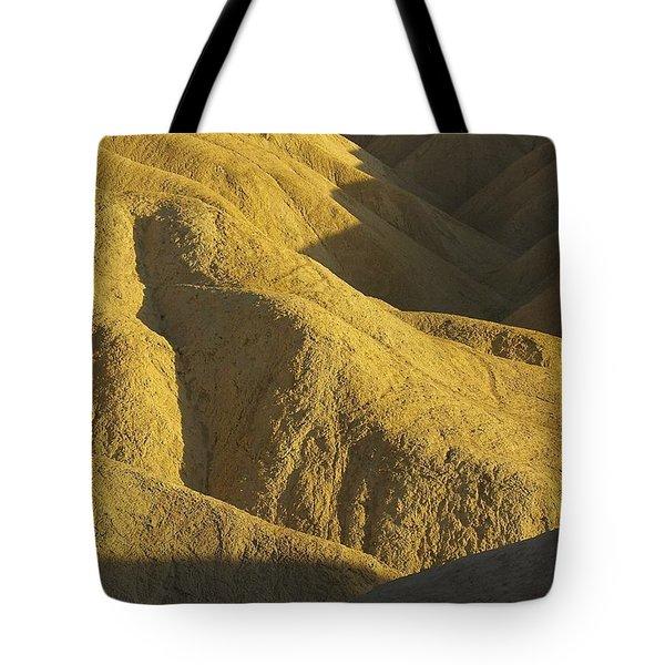 Tote Bag featuring the photograph Zabriski Point #4 by Stuart Litoff