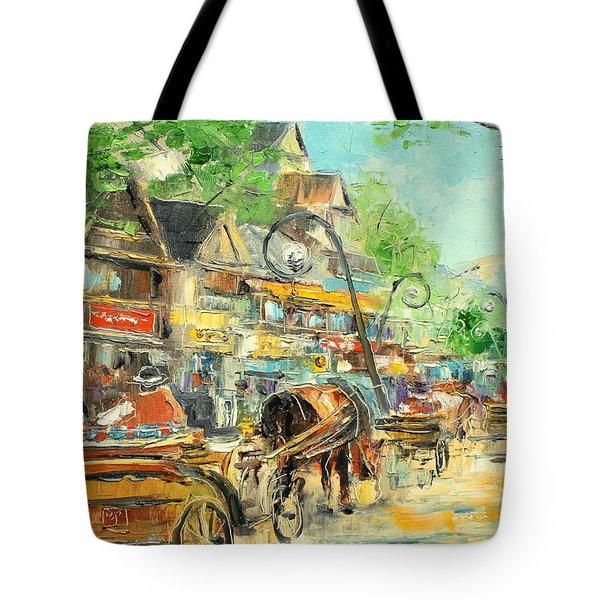 Zakopane - Poland Tote Bag
