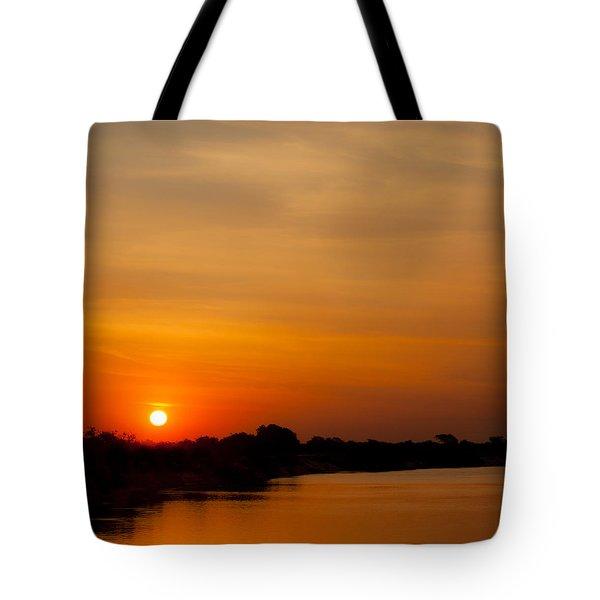 Zambezi Light Tote Bag