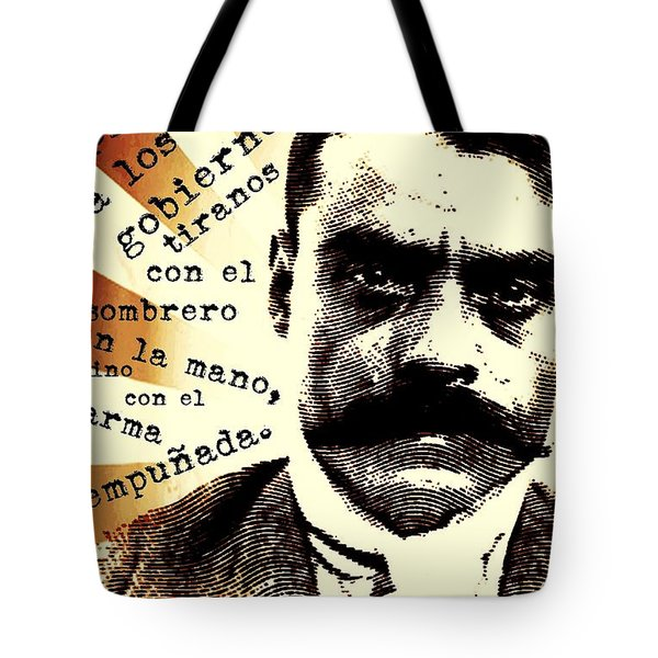 Zapatismo Tote Bag