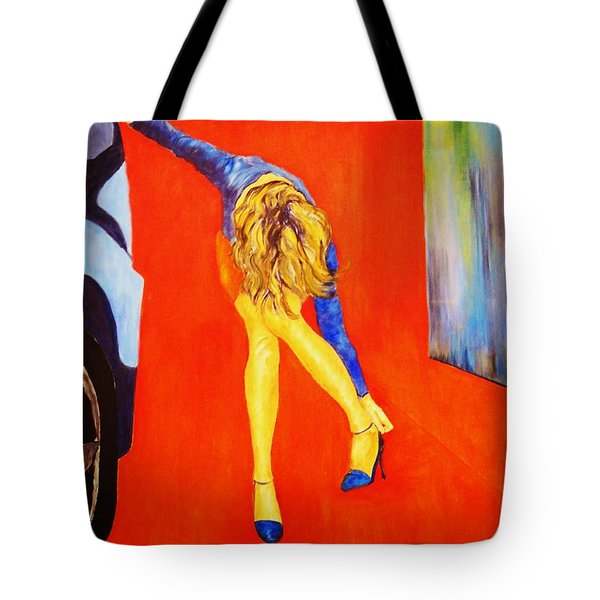 Zapatos 3 Tote Bag