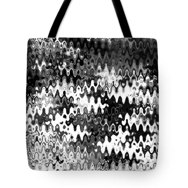 Zebras Tote Bag by Anita Lewis